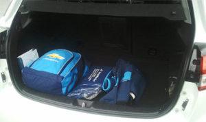 citroen c4 aircross prtljaznik 2012