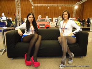 motorsport show & salon 2012