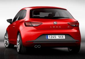 Seat Leon SC 2013