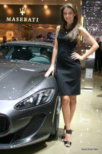 Maserati - Ženeva 2013