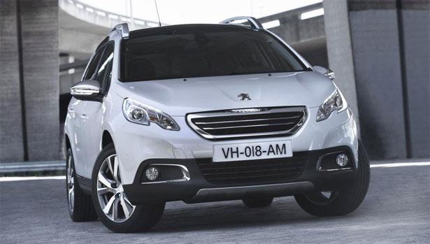 Novo doma: Peugeot 2008 Crossover