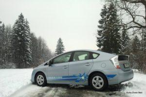 Prius Plug-in je ekonomičen, vendar je praktično nemogoče doseči porabo 2,9 l/100 km.