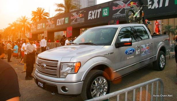 Red Bull X-fighters 2013 Dubai