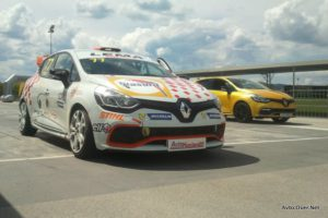 renault clio r.s. 2013 by LEMA racing