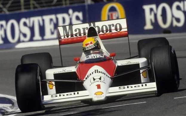 Honda F1 senna