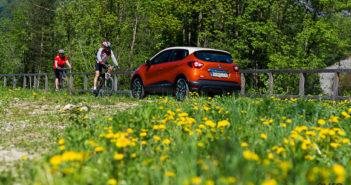 Novi Renault Captur je na voljo z dvobarvno karoserijo