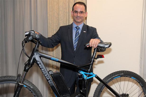 Javier Gonzalez Pareja, generalni direktor podjetja Bosch za regijo Adriatic