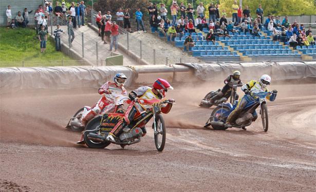 Speedway tretja dirka parov Krsko 2013