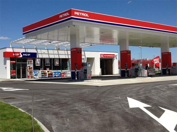 petrol hrvaška 2013