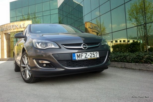 opel astra cdti cosmo 2013 test