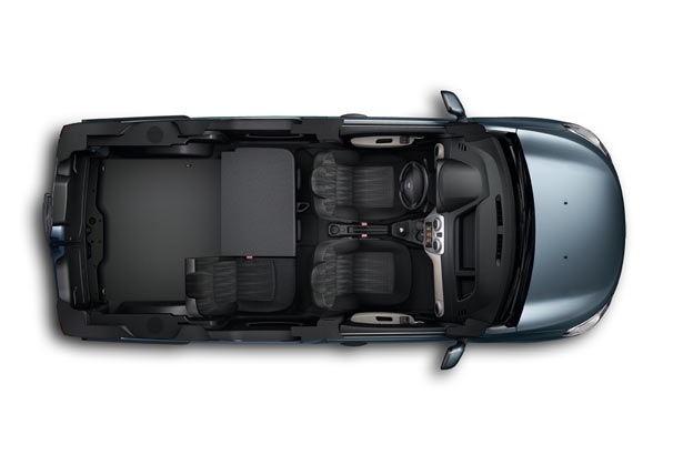 Dacia dokker 2013