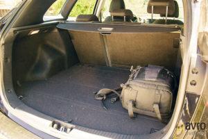 Prtljažni prostor je velik adut i30