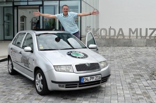 Skoda Fabia 1 million