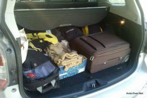 subaru forester prtljažnik 2013