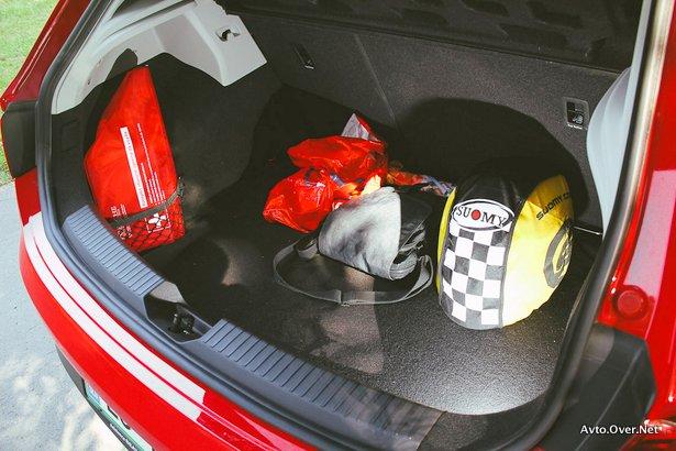 prtljažnik seat leon FR 2013