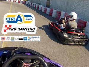 pro karting slovenija 2013