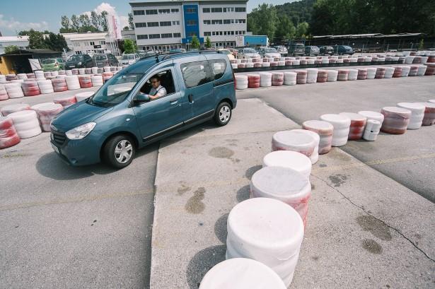 Dacia Dokker nikoli ne bo dirkalni prvak, je pa prvak v prostornosti