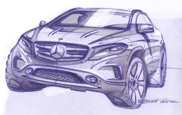 Mercedes-benz GLA Robert Lešnik