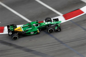 Caterham f1 renault 2013