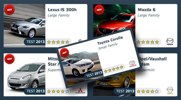 Euro NCAP: nove zvezdice