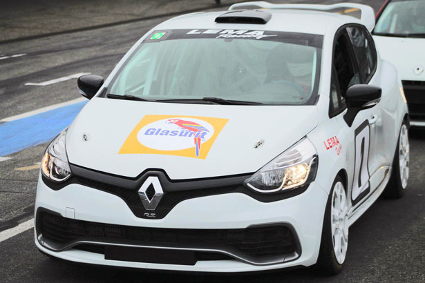 lema renault clio cup r.s. 2013