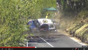 slavko zorman crash renault clio 2013
