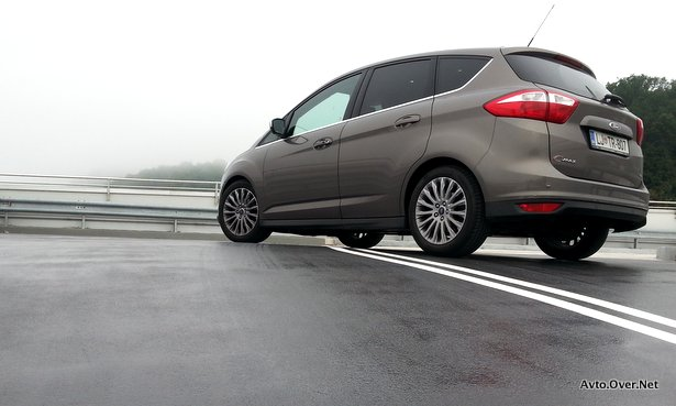 ford c-max test 2013