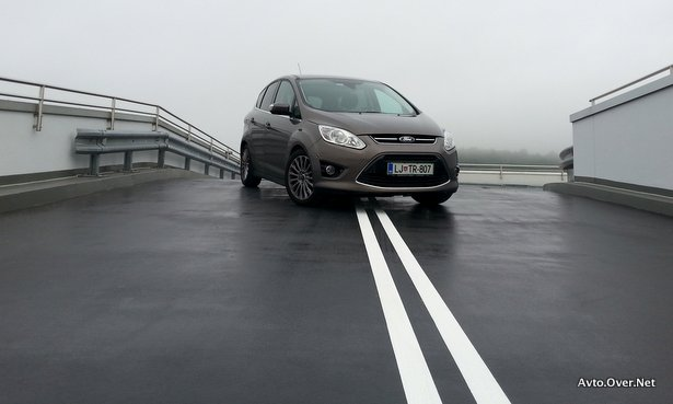 ford c-max 2013 test