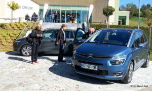 Citroen C4 Grand Picasso novo doma 2013