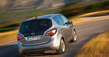 Nova Opel Meriva