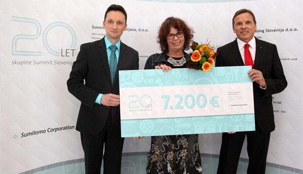 7200 evrov summit slovenija 2013