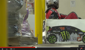 Ken Box Crazy Cart Gymkhana - A Tribute to Ken Block 2013