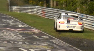 Nordschleife Nurburgring bruhanje porsche 2013