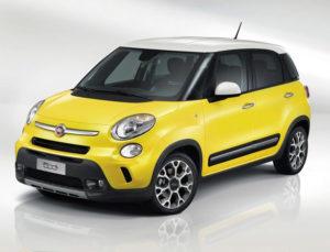 """Fiat 500L Trekking je izraz tistega, čemur pravimo """"made in Italy""""."""