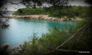 camping krk - otok krk - možnost sprehodov 2013