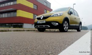 renault scenic xmod test 2013