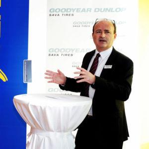 Thierry Villard goodyer dunlop 2013
