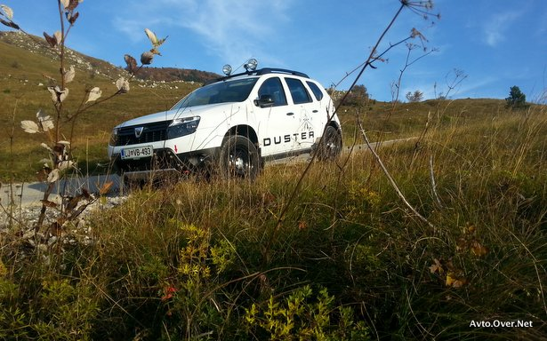 dacia duster extreme 4x4 dci 2013