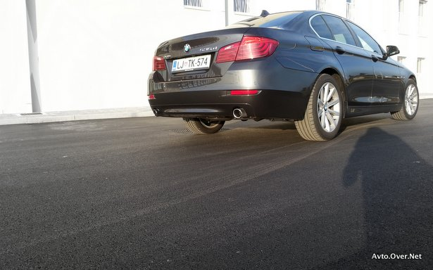 bmw 535d xdrive sedan test 2013