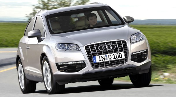Audi Q1 bo tako najmanjši član Audijeve družine Q