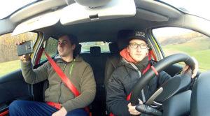 Užitek je v vožnji pravi ena znamka. Resda, da ne Renault, a tu to tudi velja.