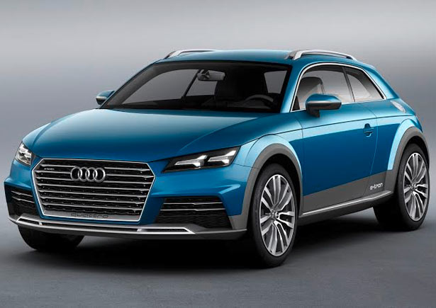 konceptni Audi allroad shooting brake 2014