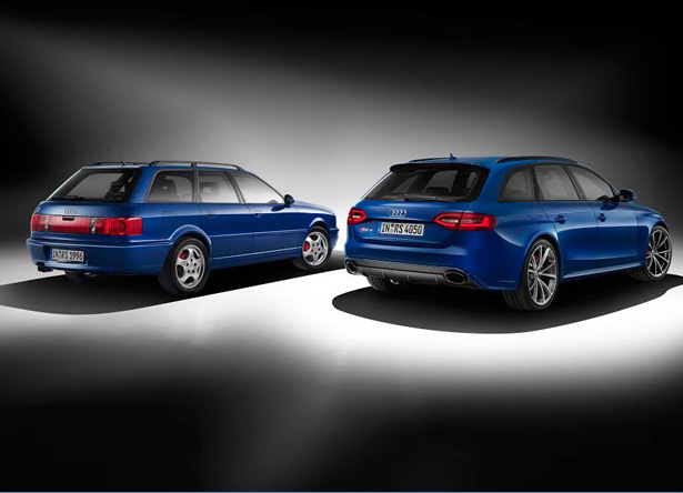 audi rs4 in RS2 2014