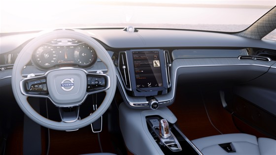 Volvo design concept