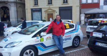 Rally monte carlo Primož Lemež