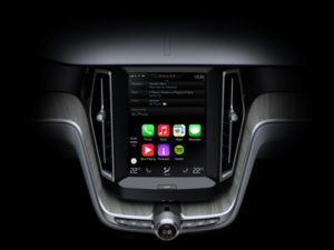 Volvo carplay