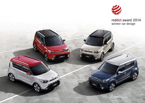 Kia Soul 2014 red dot Award Wnner (3) (Medium)