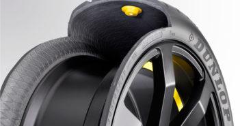 Pametna Dunlopova pnevmatika