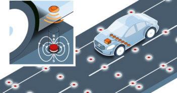 Volvo cestni magneti
