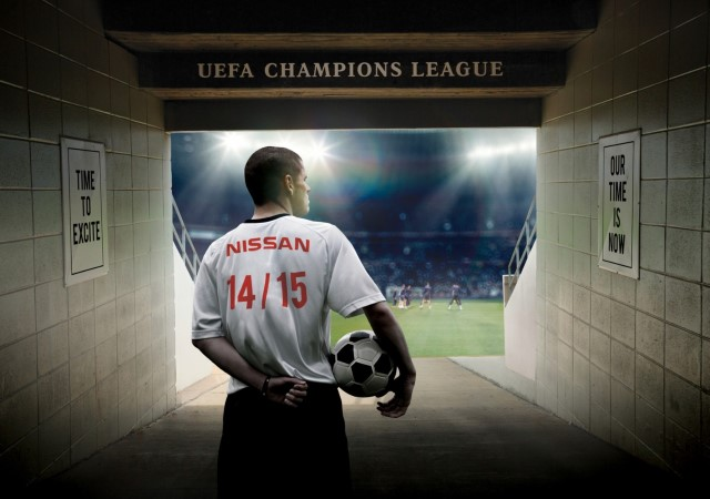 Nissan liga prvakov
